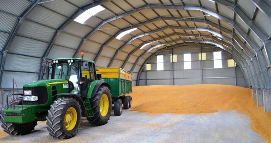 hale metalice Agricole depozit cereale