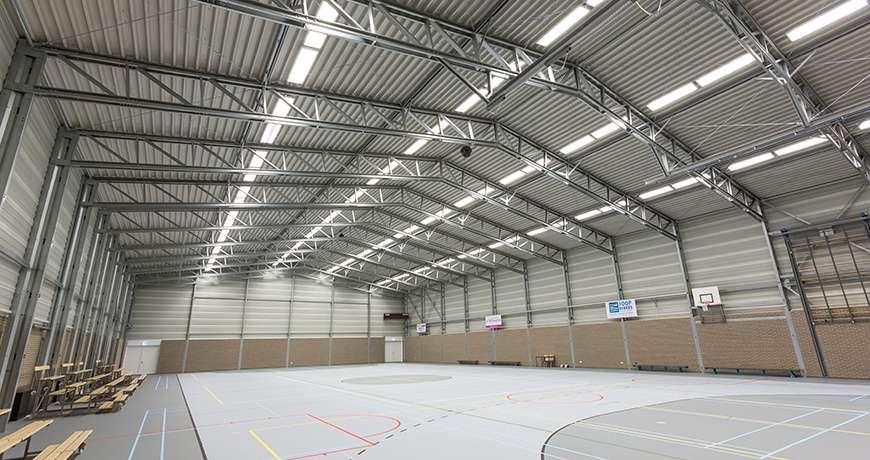 constructii sali de sport multifunctionale