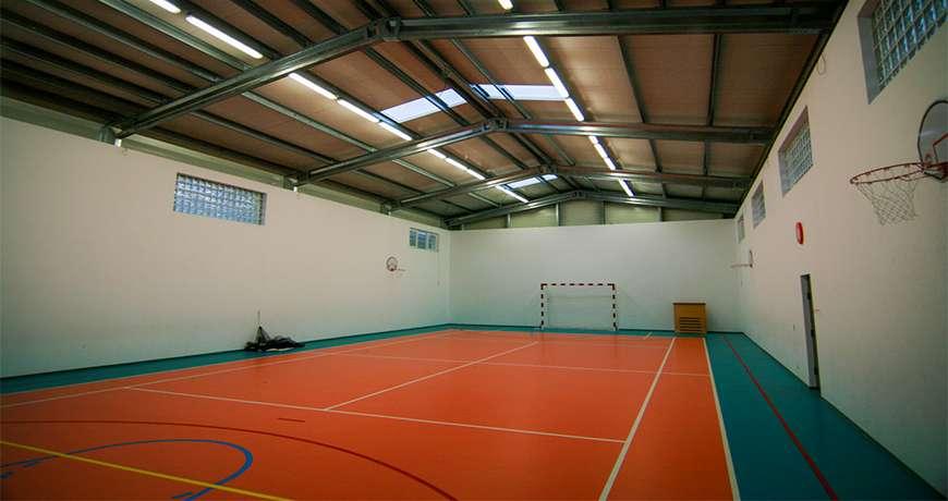 constructii sali de sport