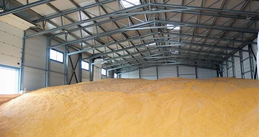 constructii hale metalice Agricole de depozitare in vrac