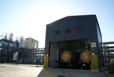 hale metalice - industria chimica