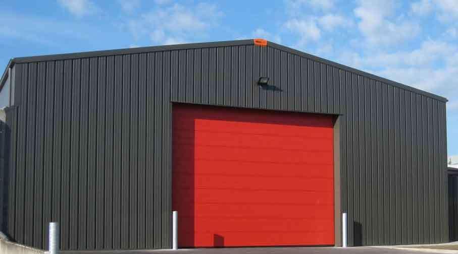 Frisomat Building
