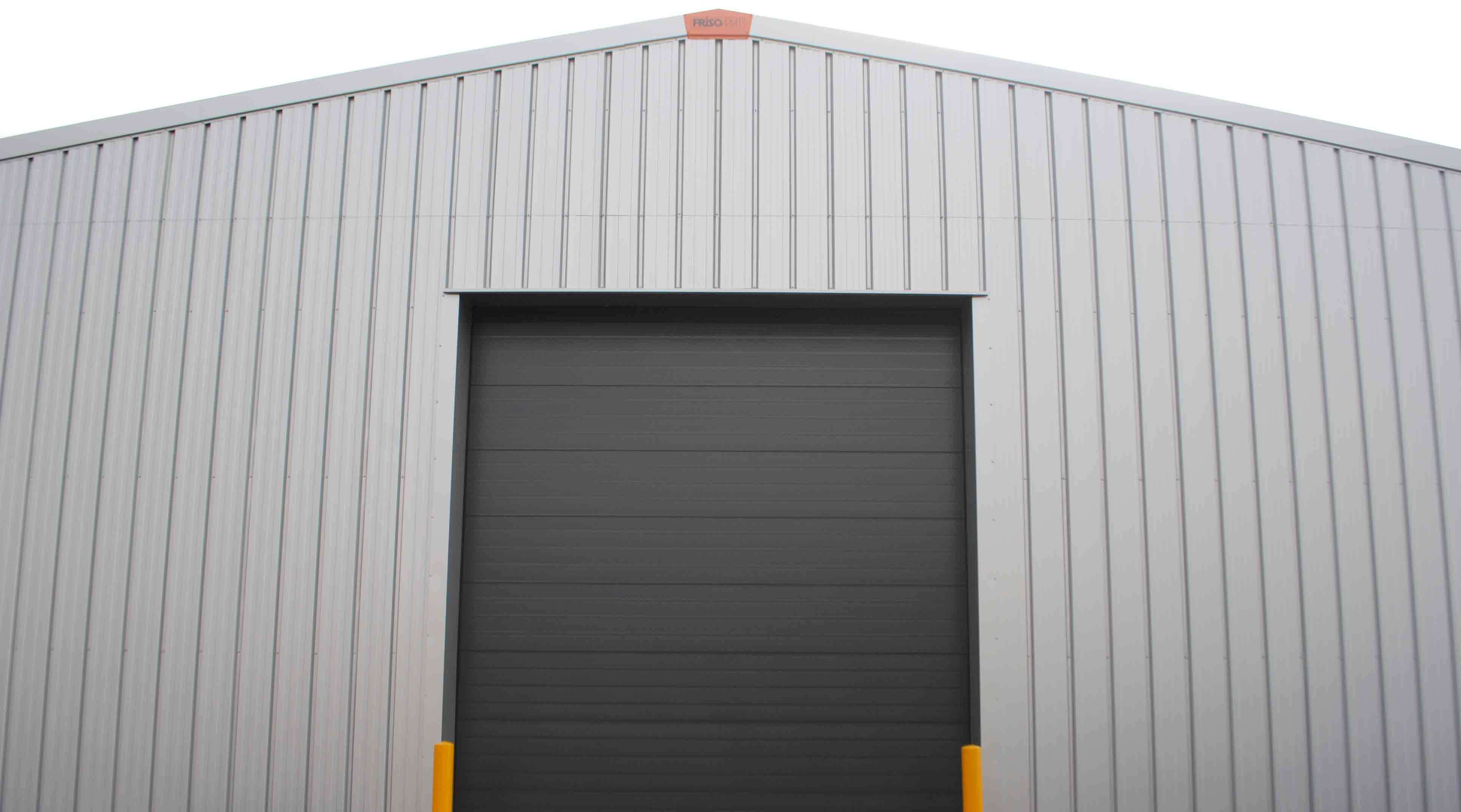sectional door frisomat