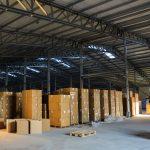 Hală depozitare – 100 de milioane de produse