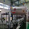 Hală de producție sucuri naturale