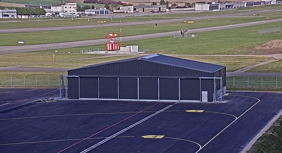 hangare din oțel pentru aeronave
