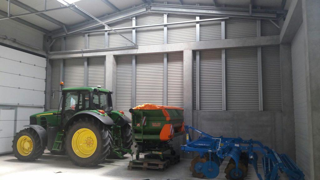clădiri de depozitare a biocombustibililor