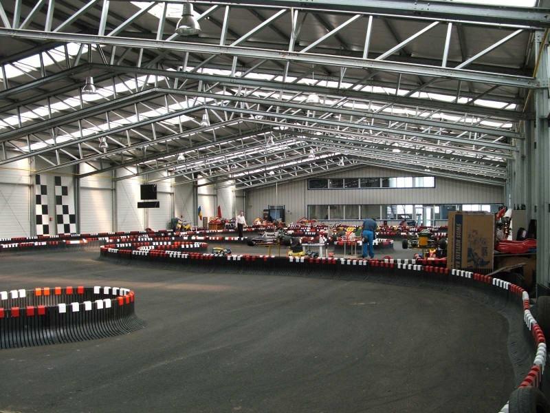 circuit interior de carting