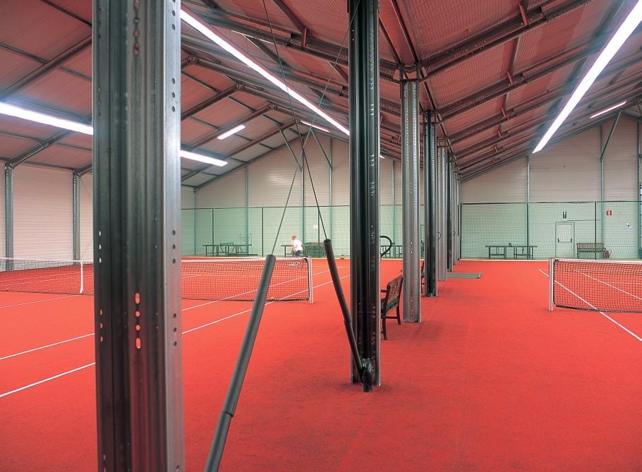 soluții terenuri de tenis