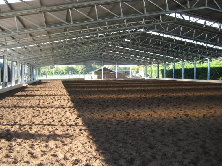 construcție arene pentru cai