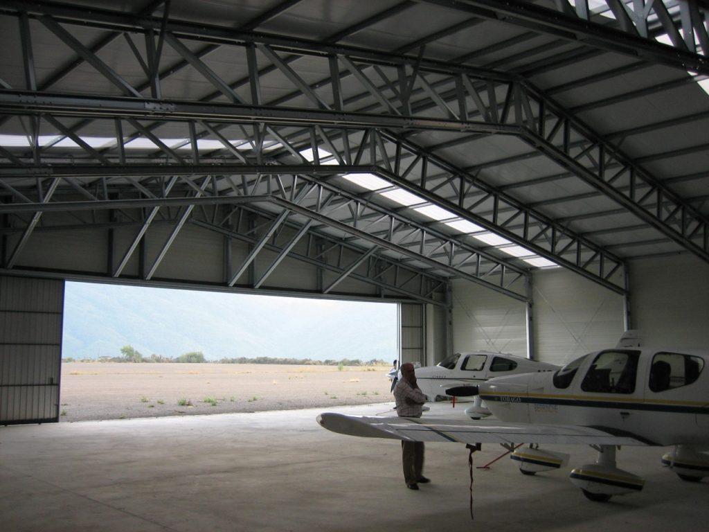 depozitarea aeronavelor