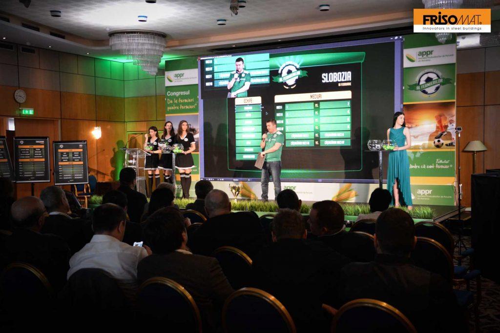 tragerea la sort al meciurilor campionatul de fotbal al fermierilor APPR